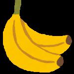 ブログ開設二日目。朝バナナでお腹が緩くなる