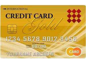 クレジットカードさえあれば…
