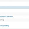 ワードプレスで日記ブログを作ったら半年で1日の検索流入が100件を超えたよ