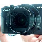 Canon PowerShot G7 X Mark IIをカメラのサエダで買ってきました