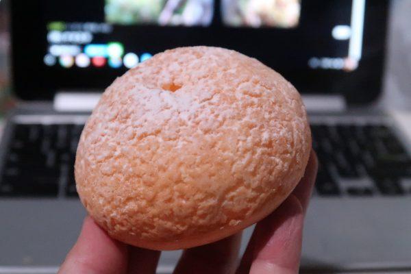 ヤマザキのクッキーシュー