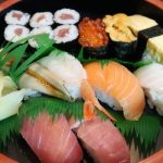 来客で銀のさらの出前寿司「山代」のおこぼれに与ったりな連休5日目