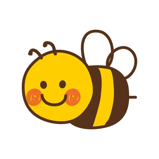 まあこのイラストはミツバチなんですけど