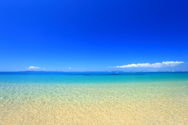海はいい。かなづちだけど