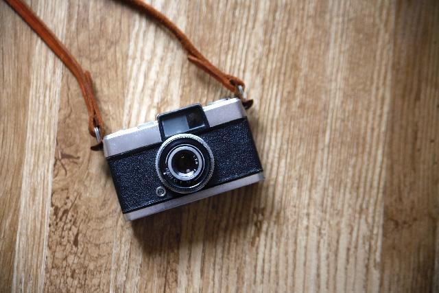 カメラ片手に旅をしたい